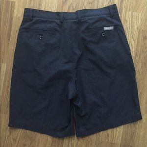 Dunning Player Fit Woven Golf Shorts